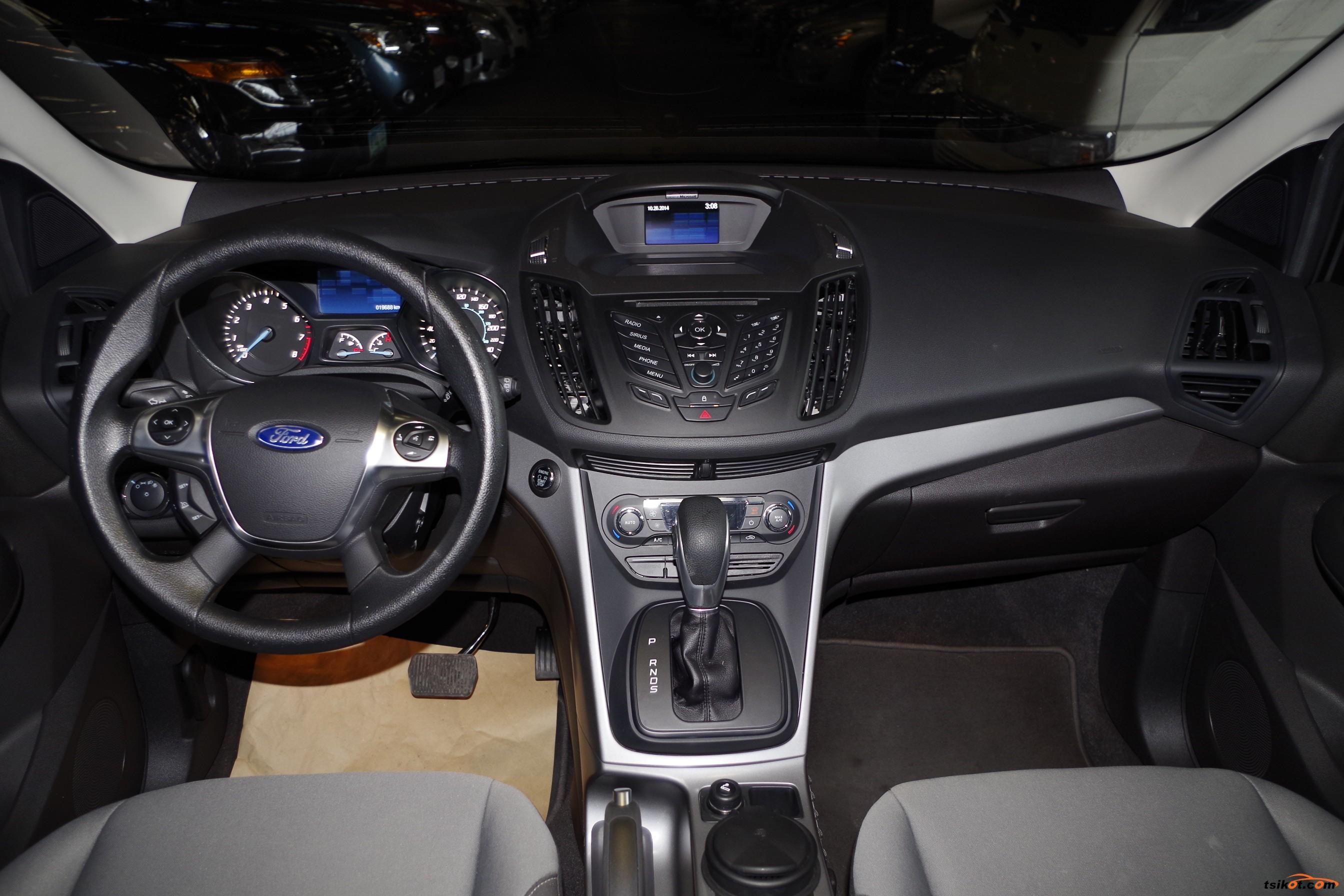 Ford Escape 2015 - 9