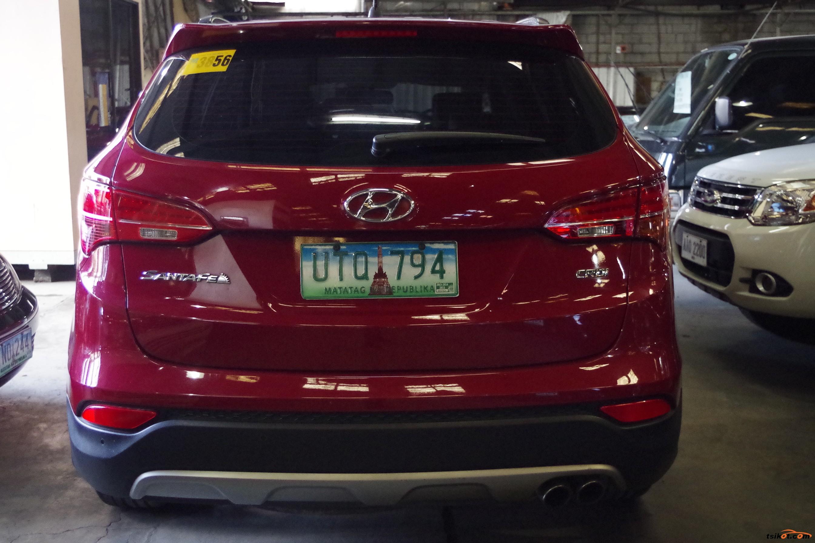 Hyundai Santa Fe 2013 - 4