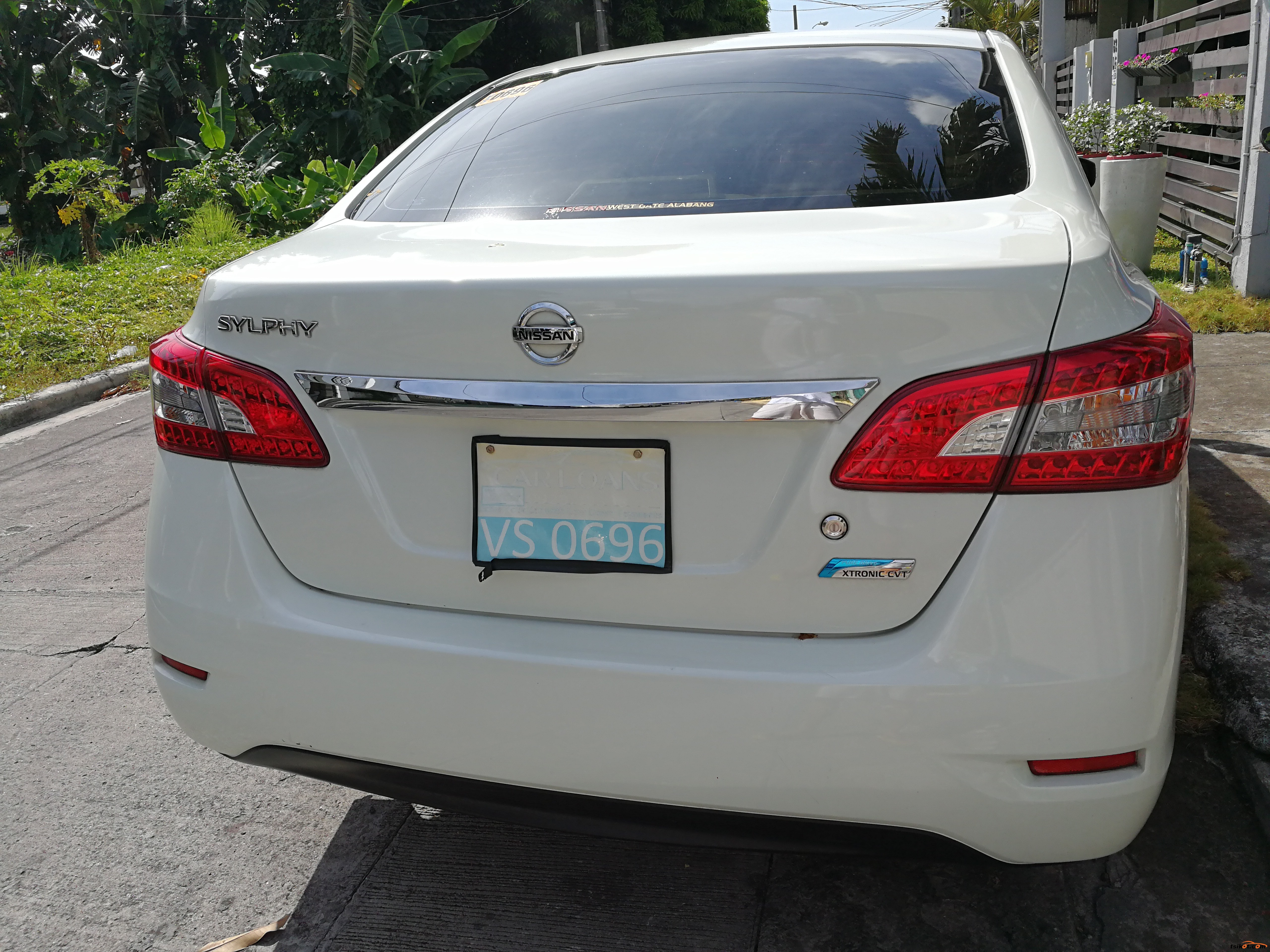 Nissan Sylphy 2015 - 4