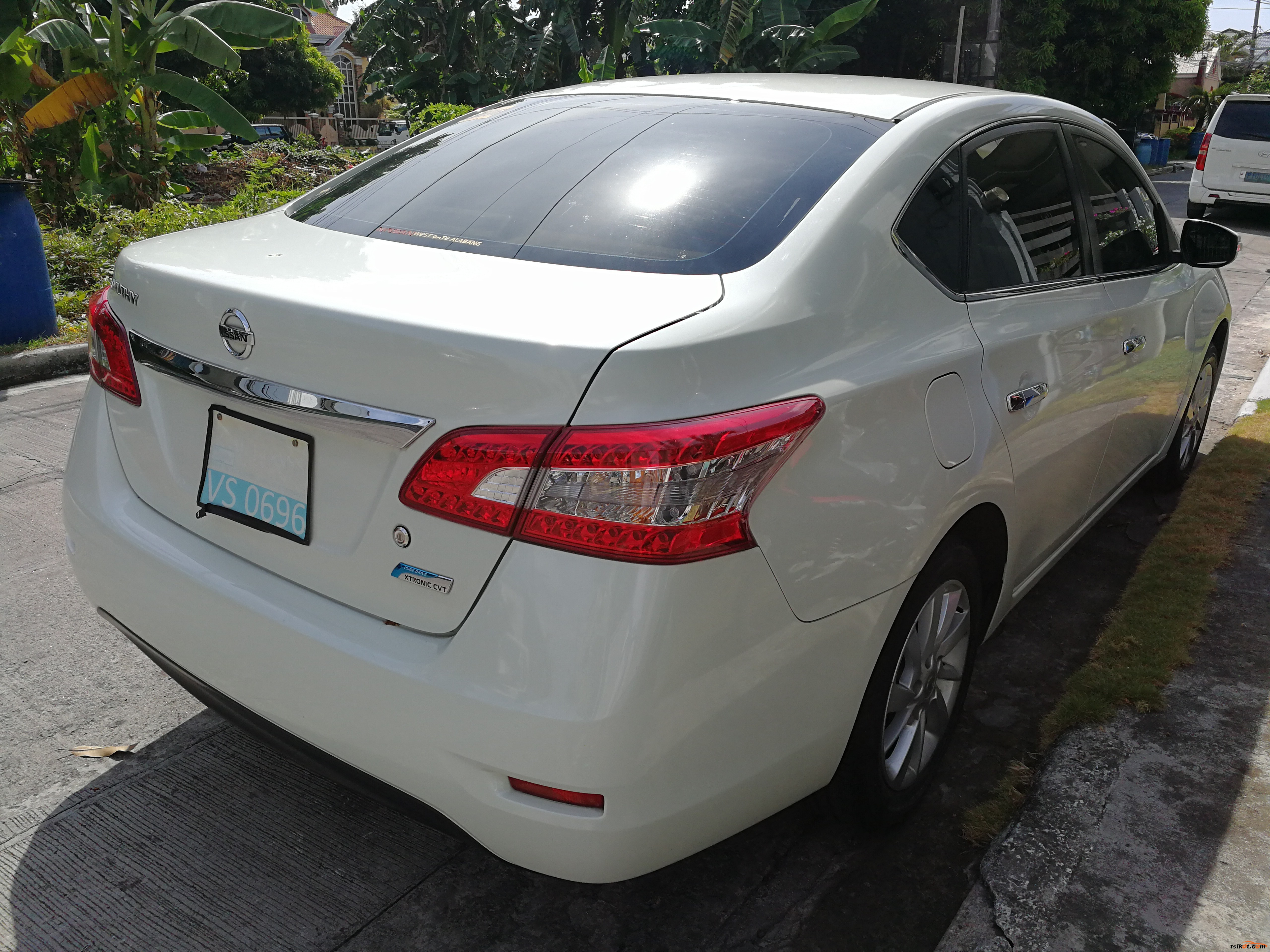 Nissan Sylphy 2015 - 5