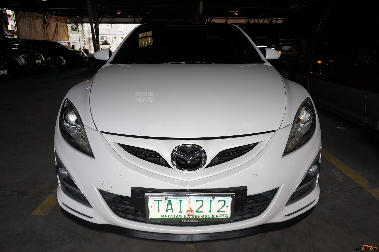 Mazda 6 2011 - 1