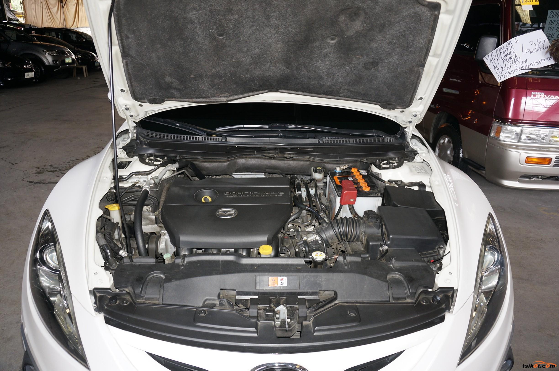 Mazda 6 2011 - 10