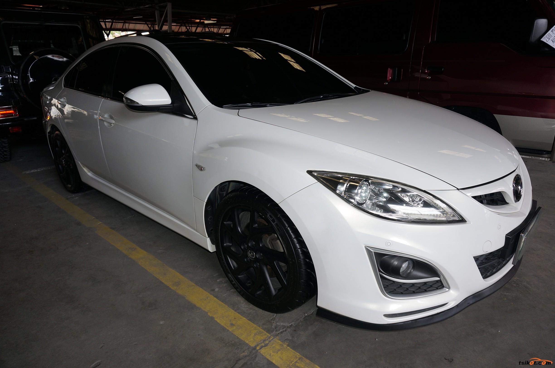 Mazda 6 2011 - 3