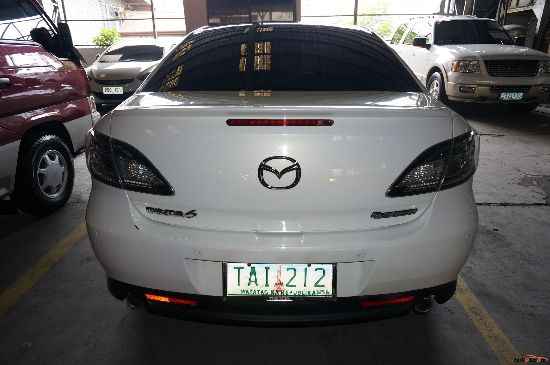 Mazda 6 2011 - 4