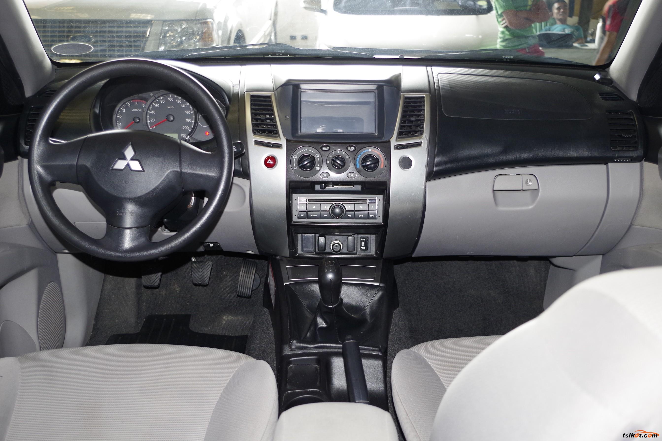 Mitsubishi Montero 2014 - 9