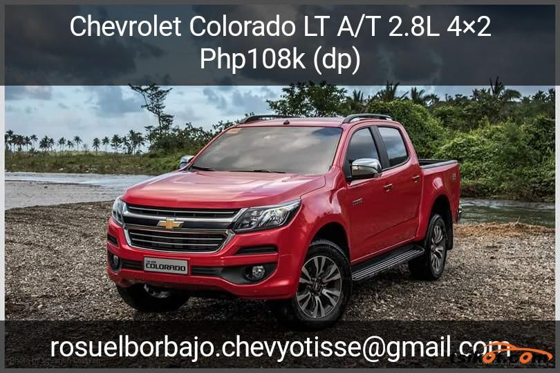 Chevrolet Colorado 2017 - 2