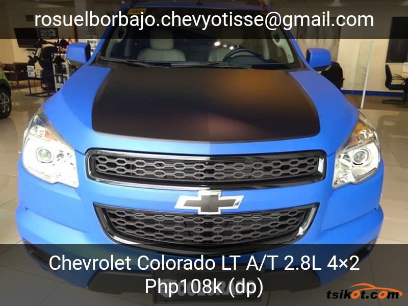 Chevrolet Colorado 2017 - 3