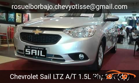 Chevrolet Sail 2016 - 2