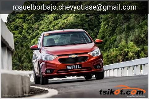 Chevrolet Sail 2016 - 3
