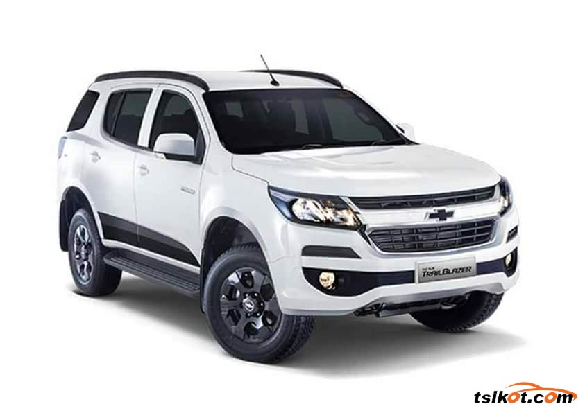 Chevrolet Trailblazer 2017 - 3