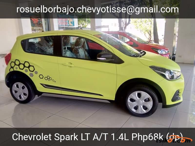 Chevrolet Spark 2017 - 1