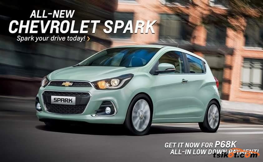 Chevrolet Spark 2017 - 2