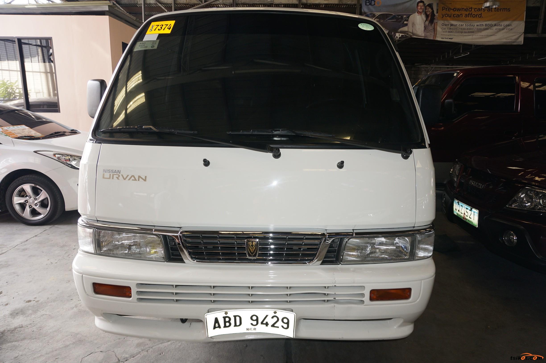 Nissan Urvan 2015 - 1
