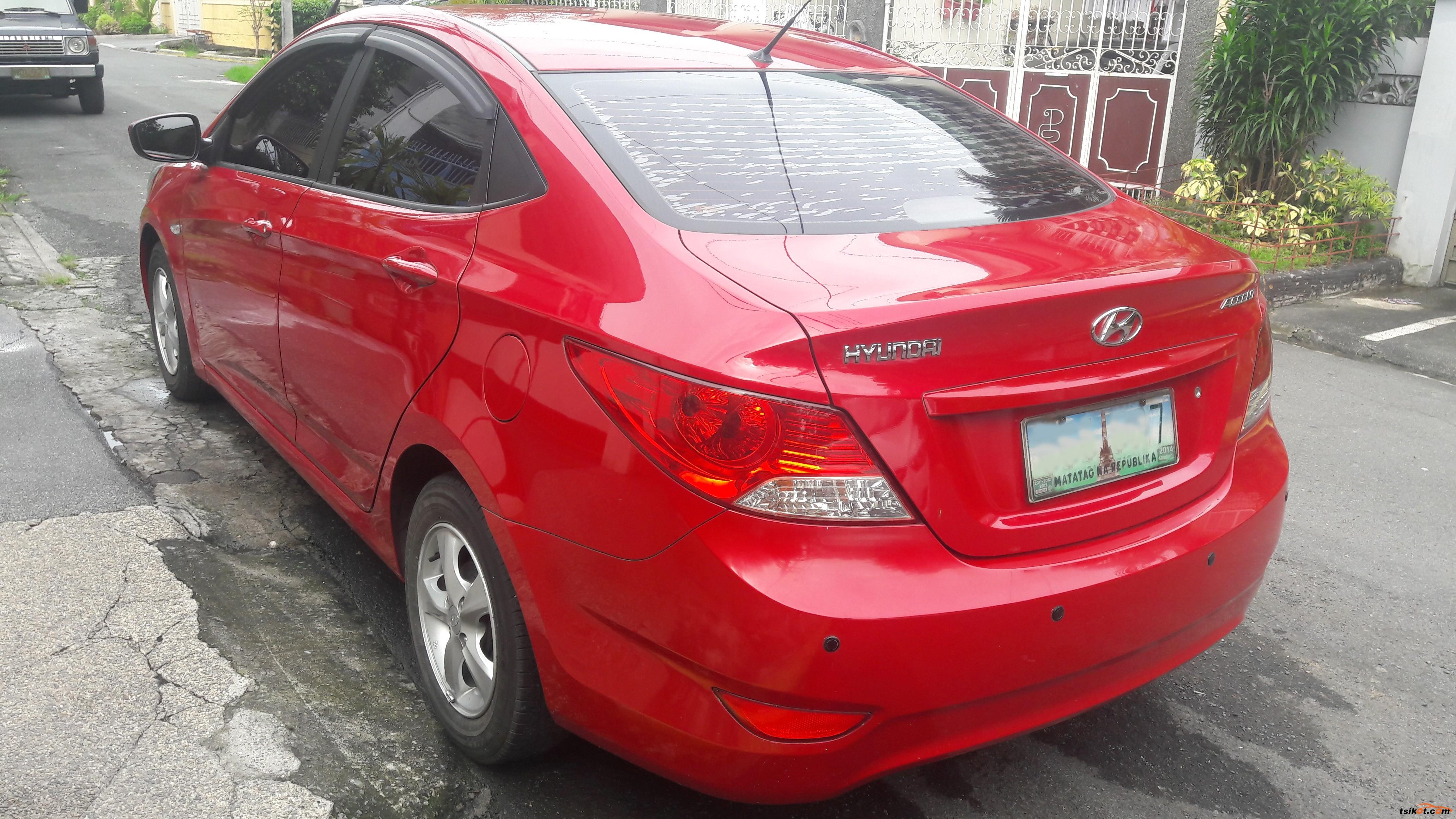 Hyundai Accent 2011 - 5