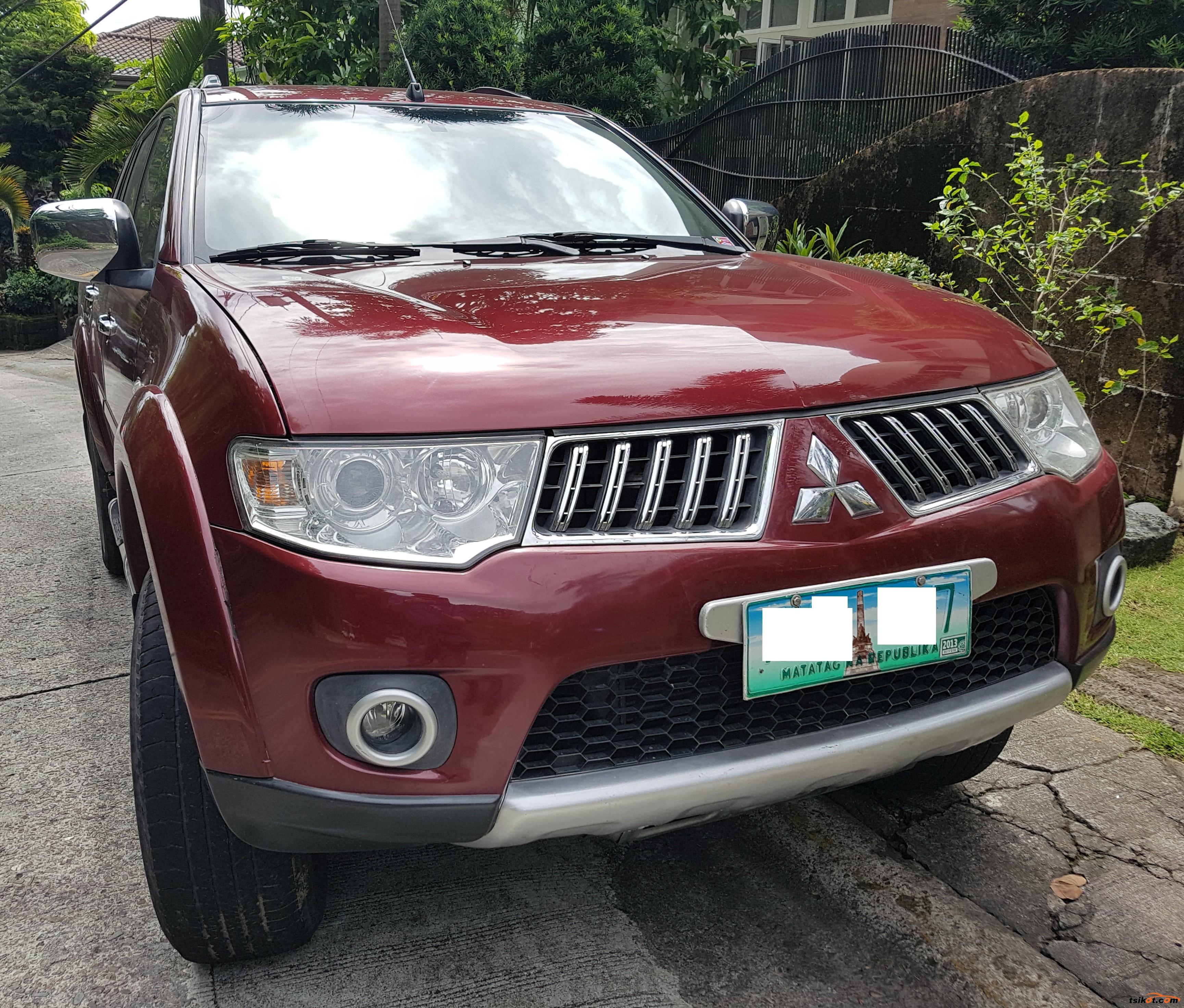 Mitsubishi Montero 2009 - 3