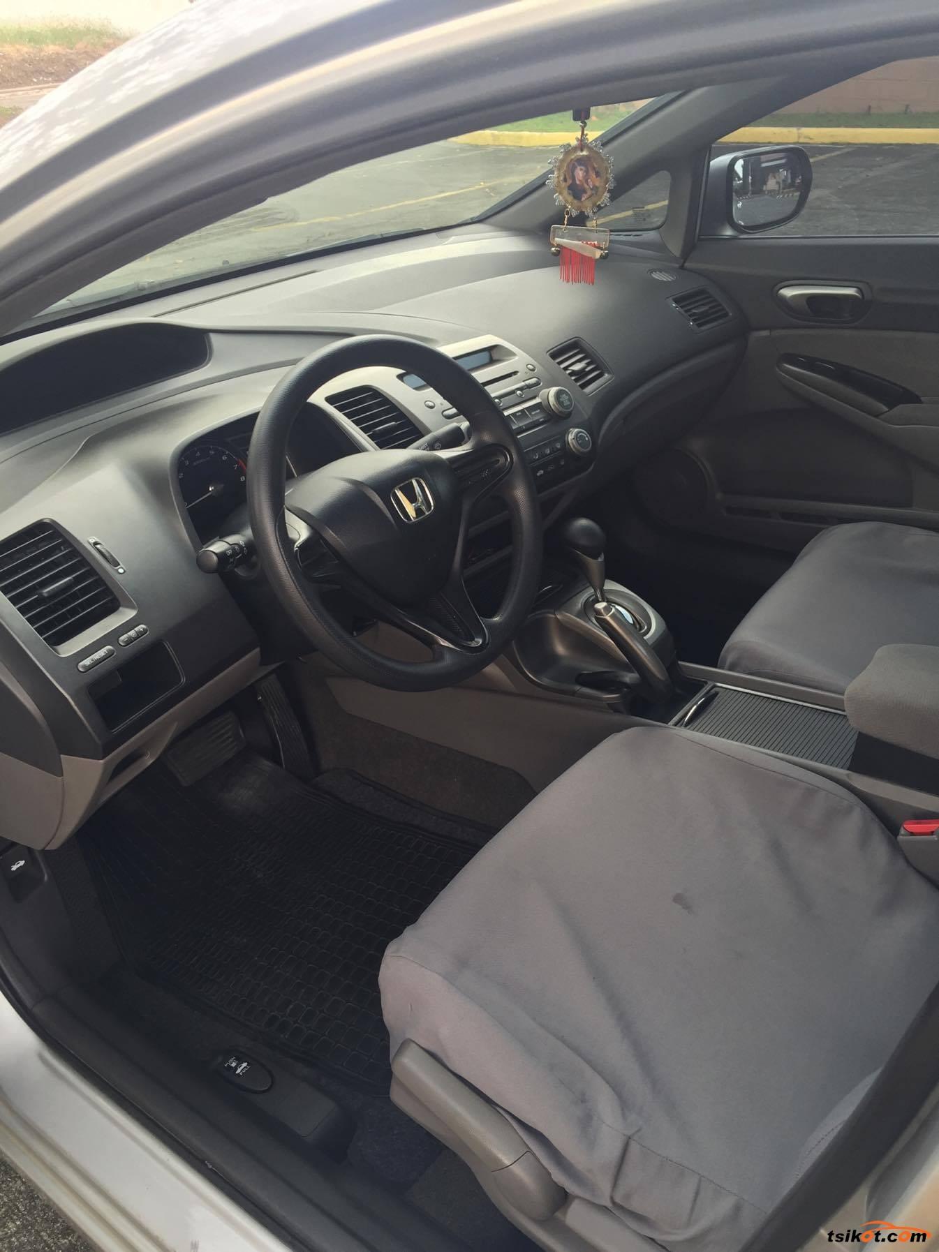 Honda Civic 2007 - 5