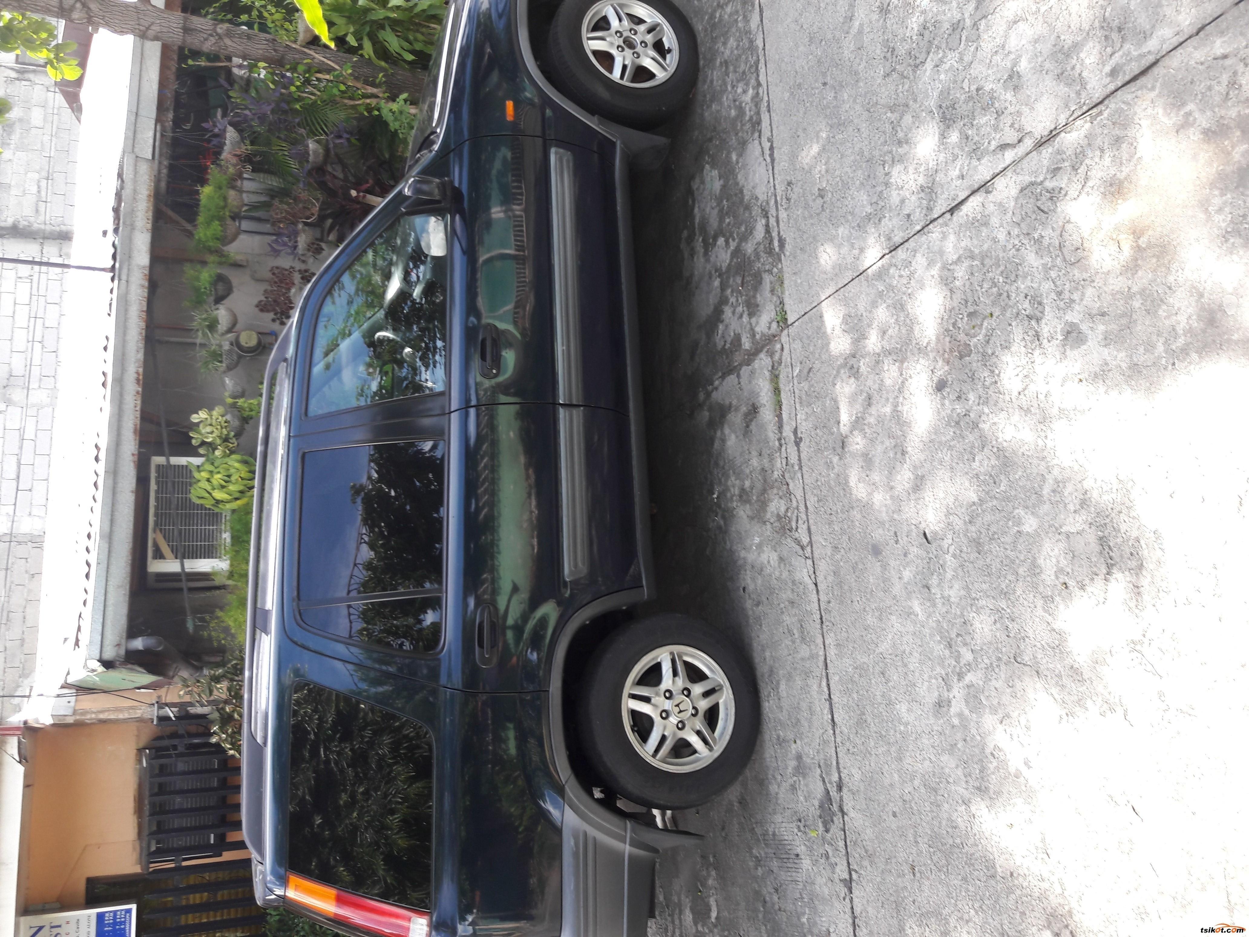 Honda Cr-V 1998 - 2