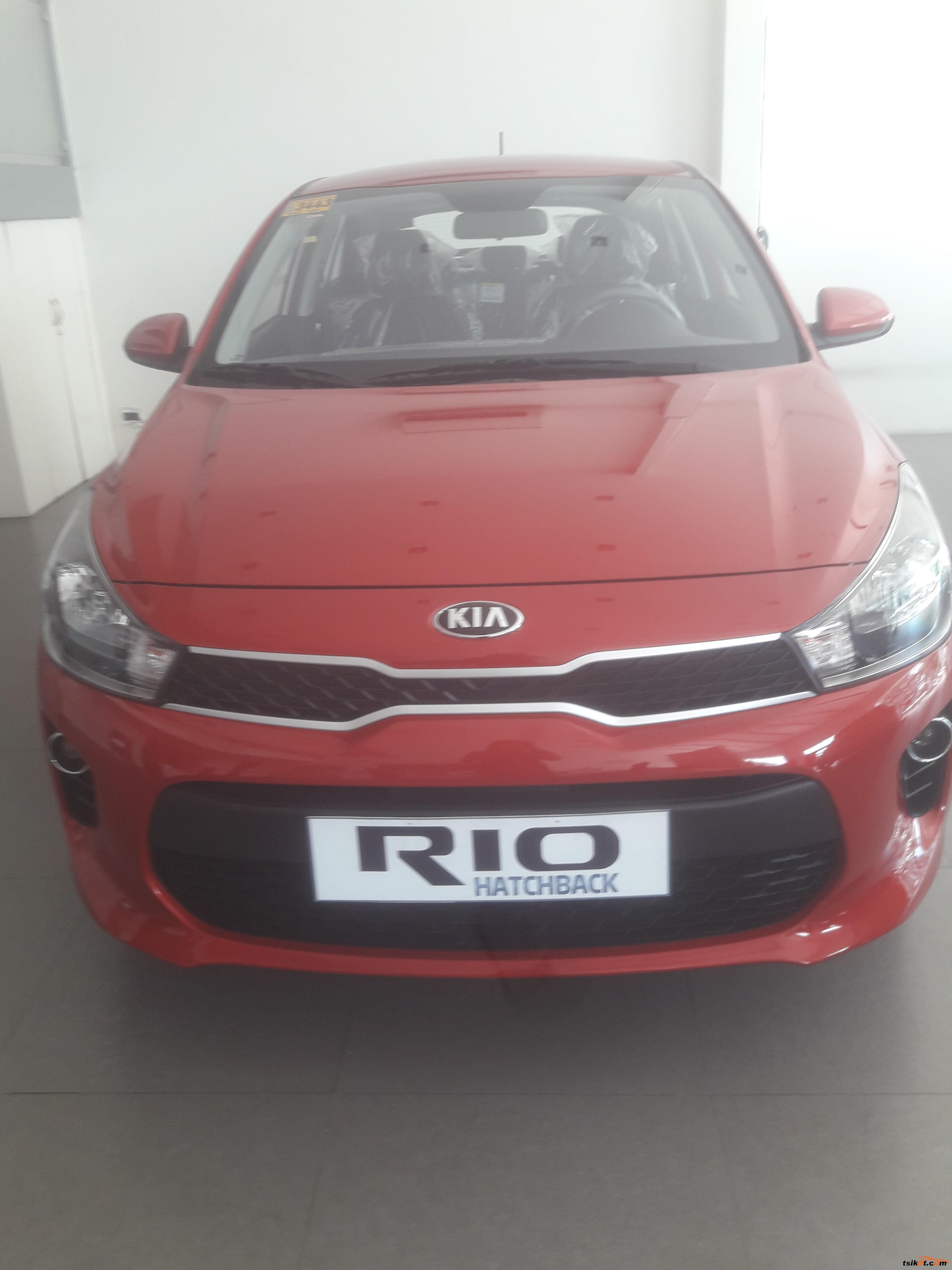 Kia Rio 2017 - 1