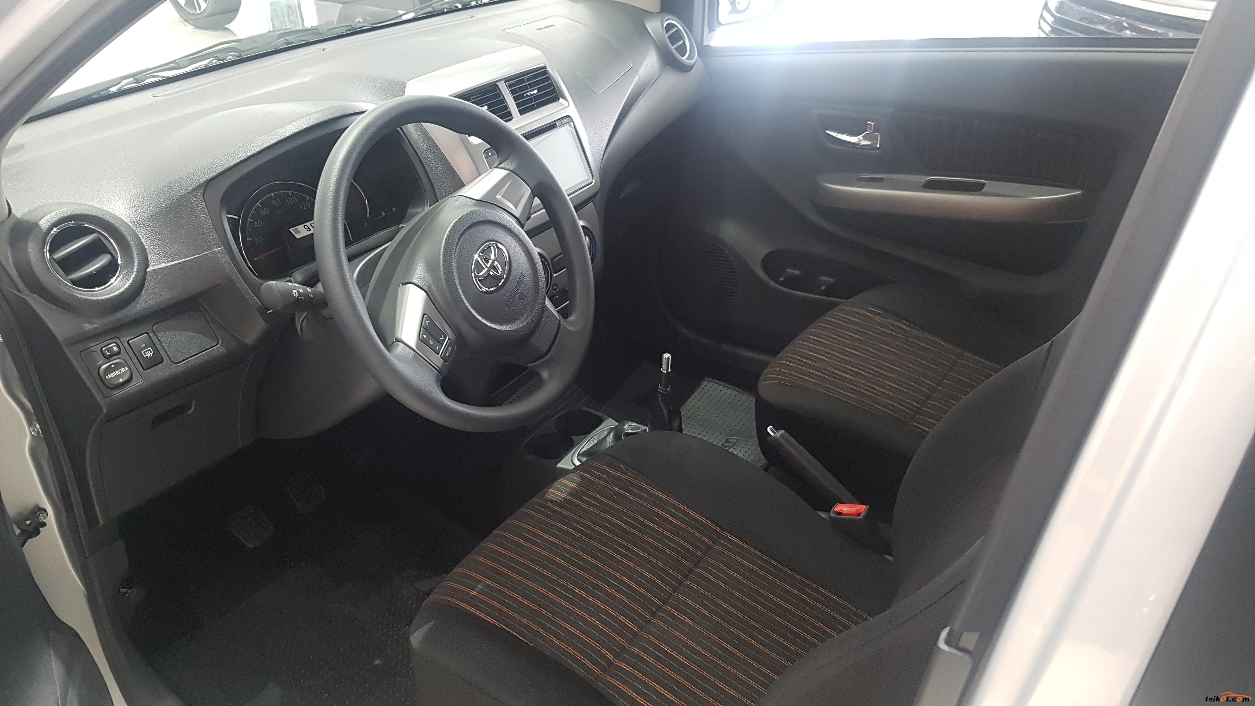 Toyota Wigo 2017 - 4