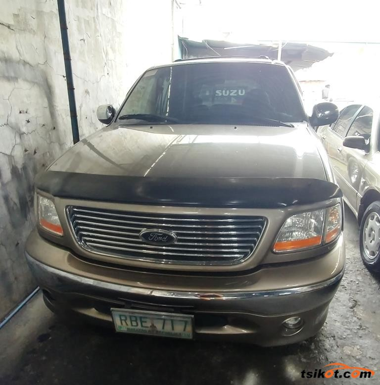 2002 Ford Expedition For Sale: Car For Sale Metro Manila