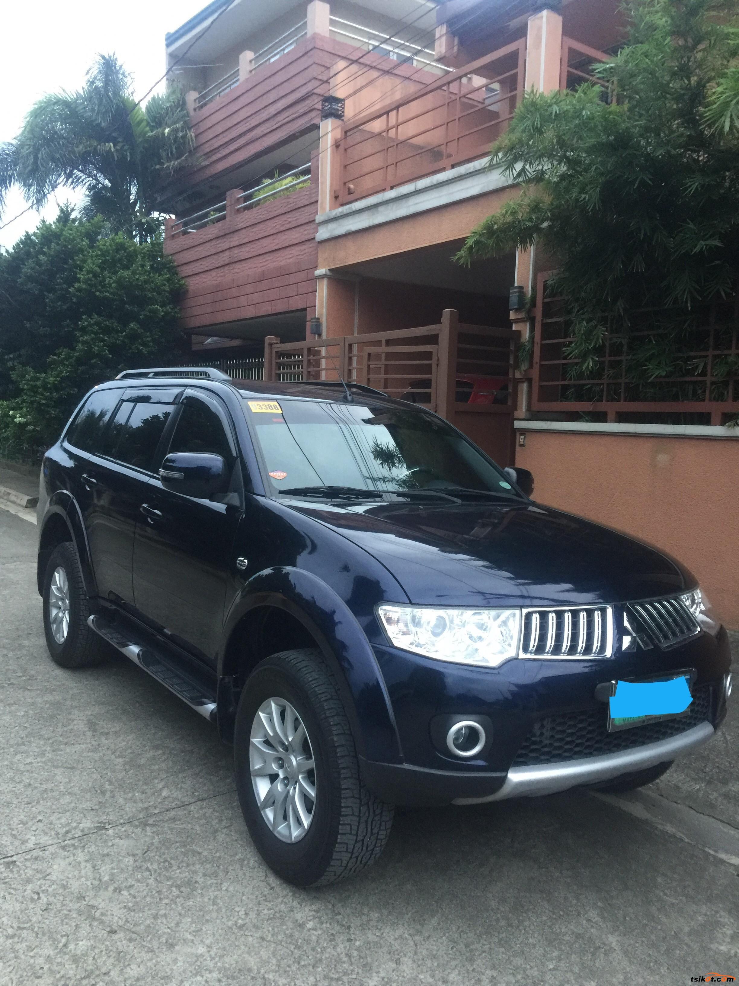 Mitsubishi Montero 2013 Car For Sale Western Visayas