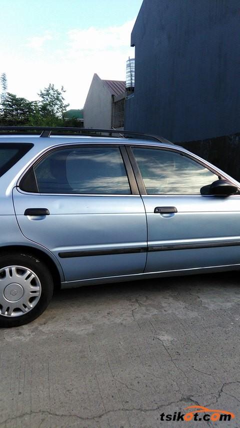 Suzuki Esteem 1997 - 3