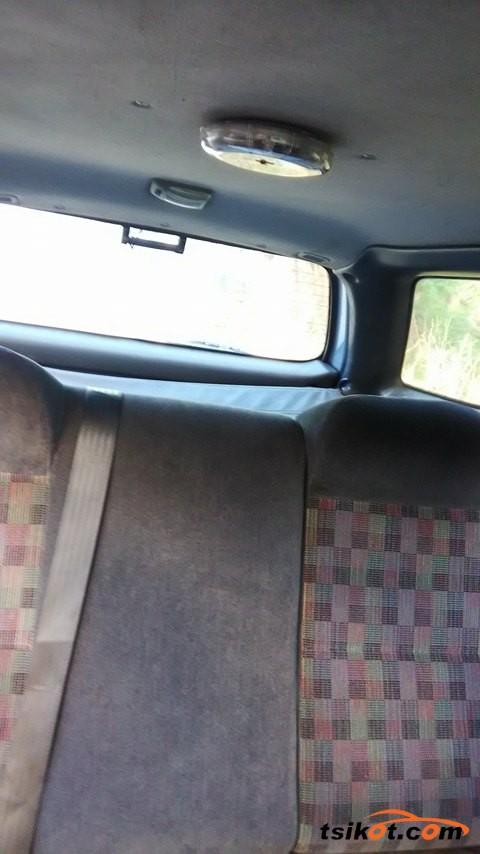 Suzuki Esteem 1997 - 6