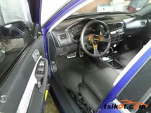 Honda Civic 2000 - 6