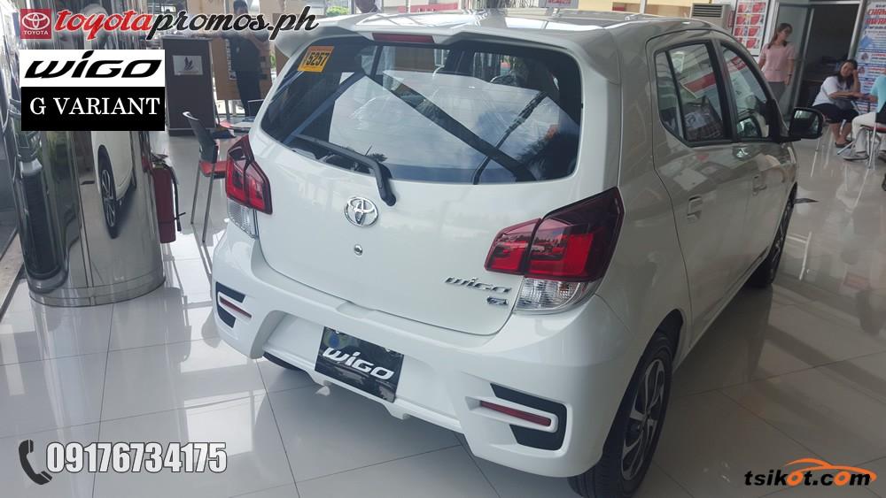 Toyota Wigo 2017 - 5