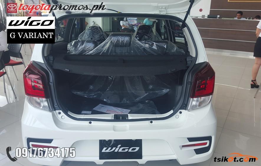 Toyota Wigo 2017 - 7