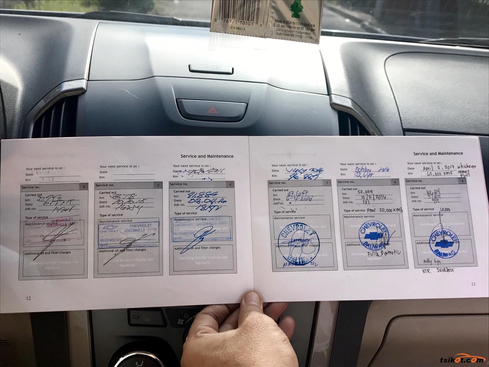 Chevrolet Trailblazer 2013 - 9
