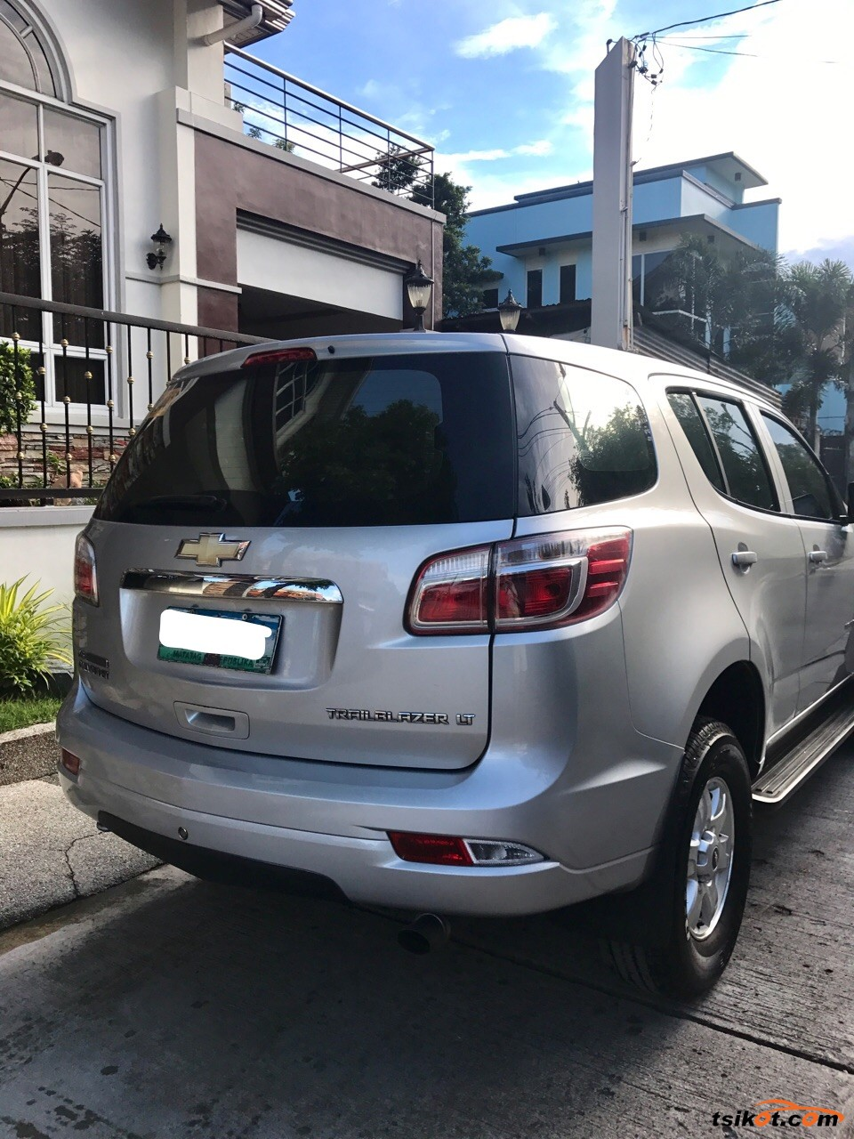 Chevrolet Trailblazer 2013 - 2