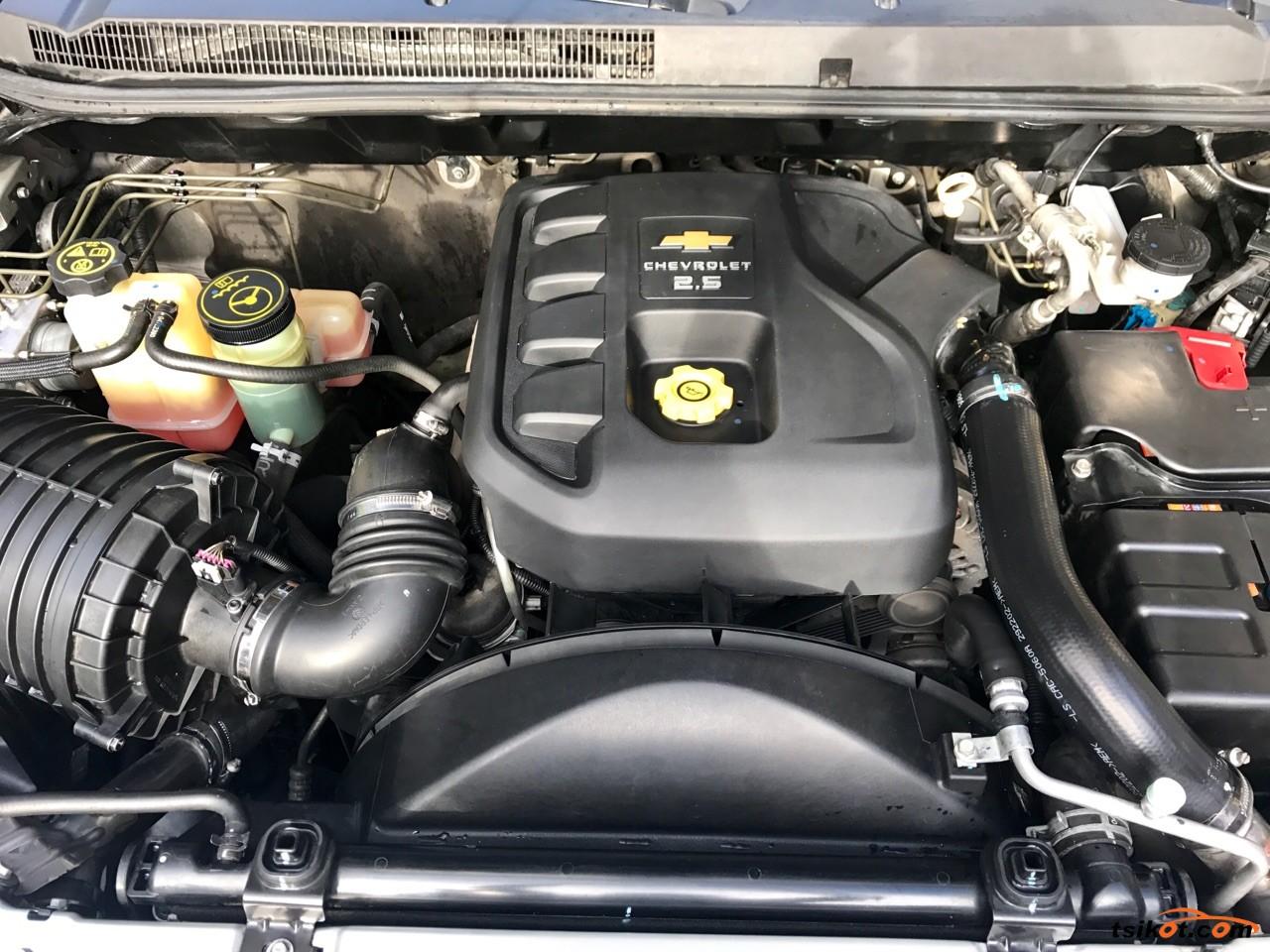 Chevrolet Trailblazer 2013 - 8