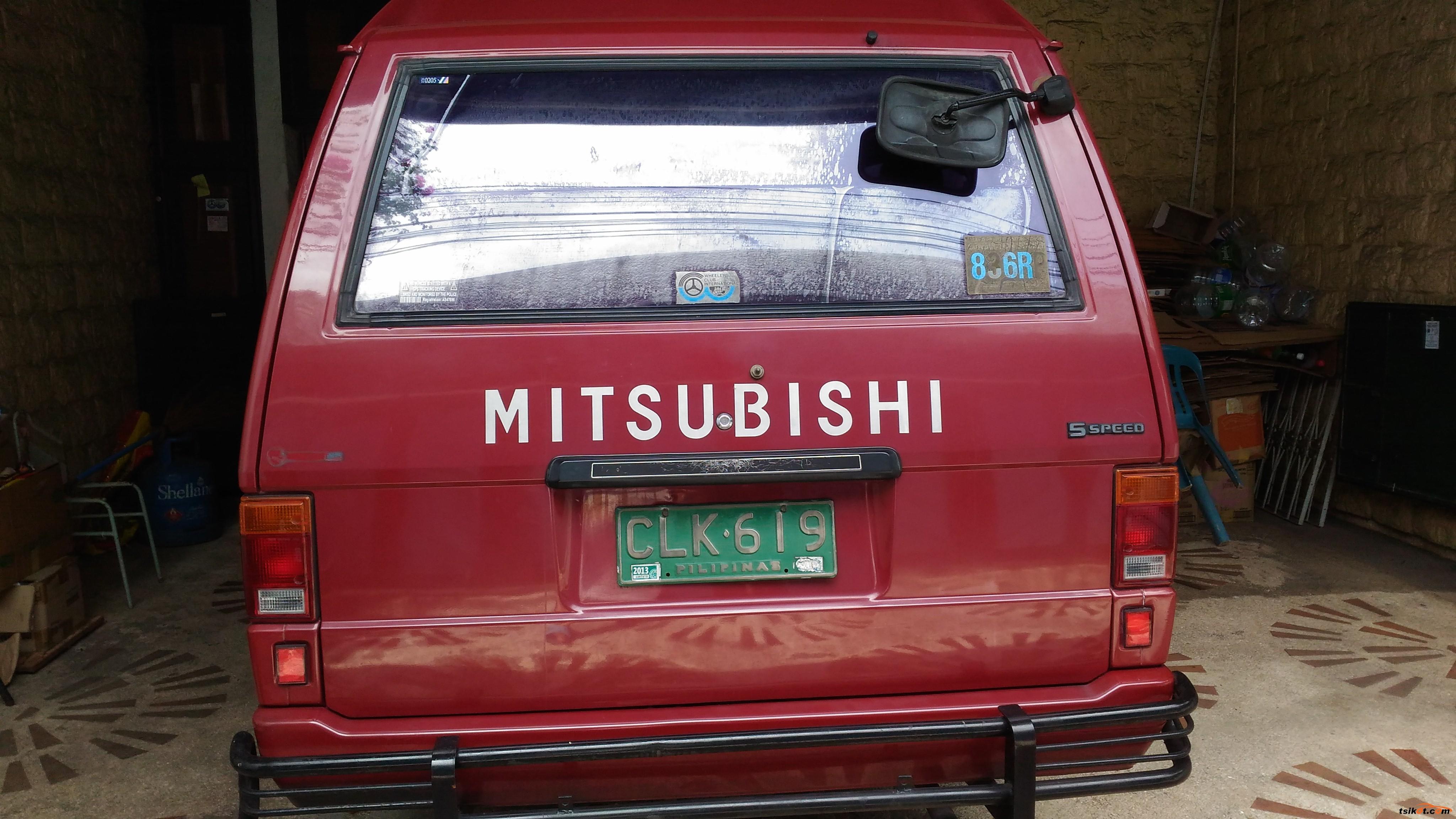 Mitsubishi L-300 1993 - 2