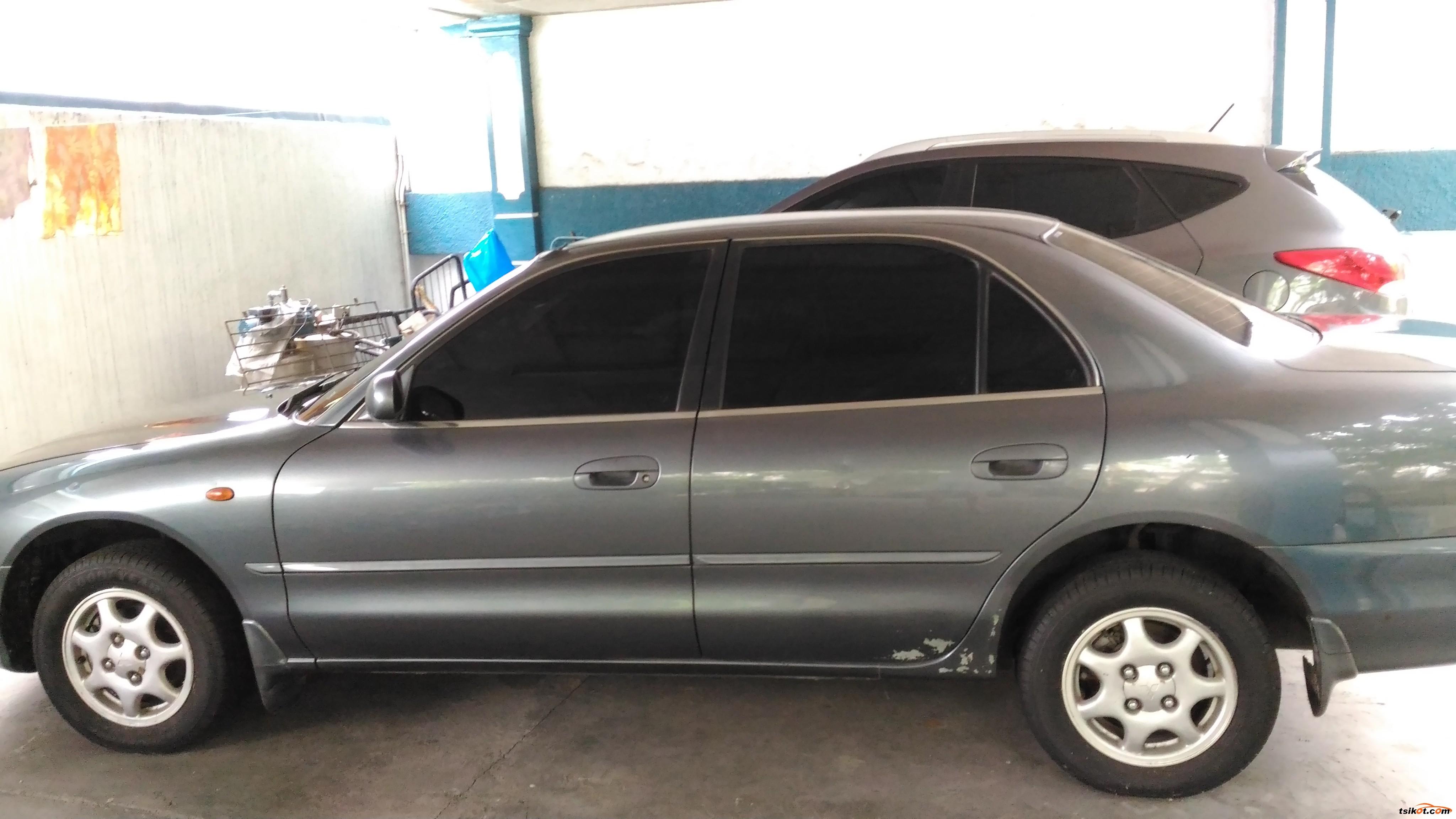 Mitsubishi Galant 1994 - 4
