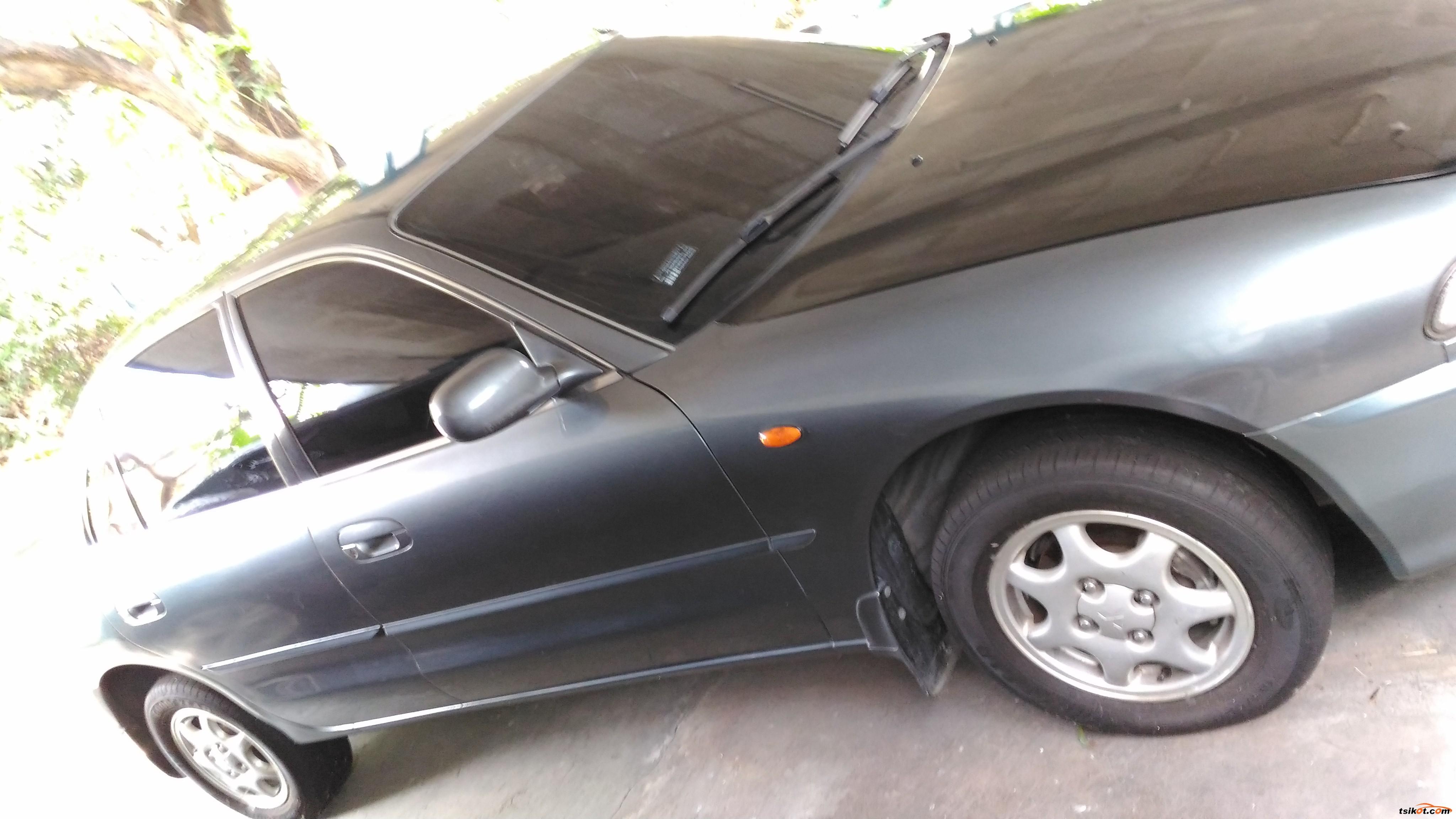 Mitsubishi Galant 1994 - 6