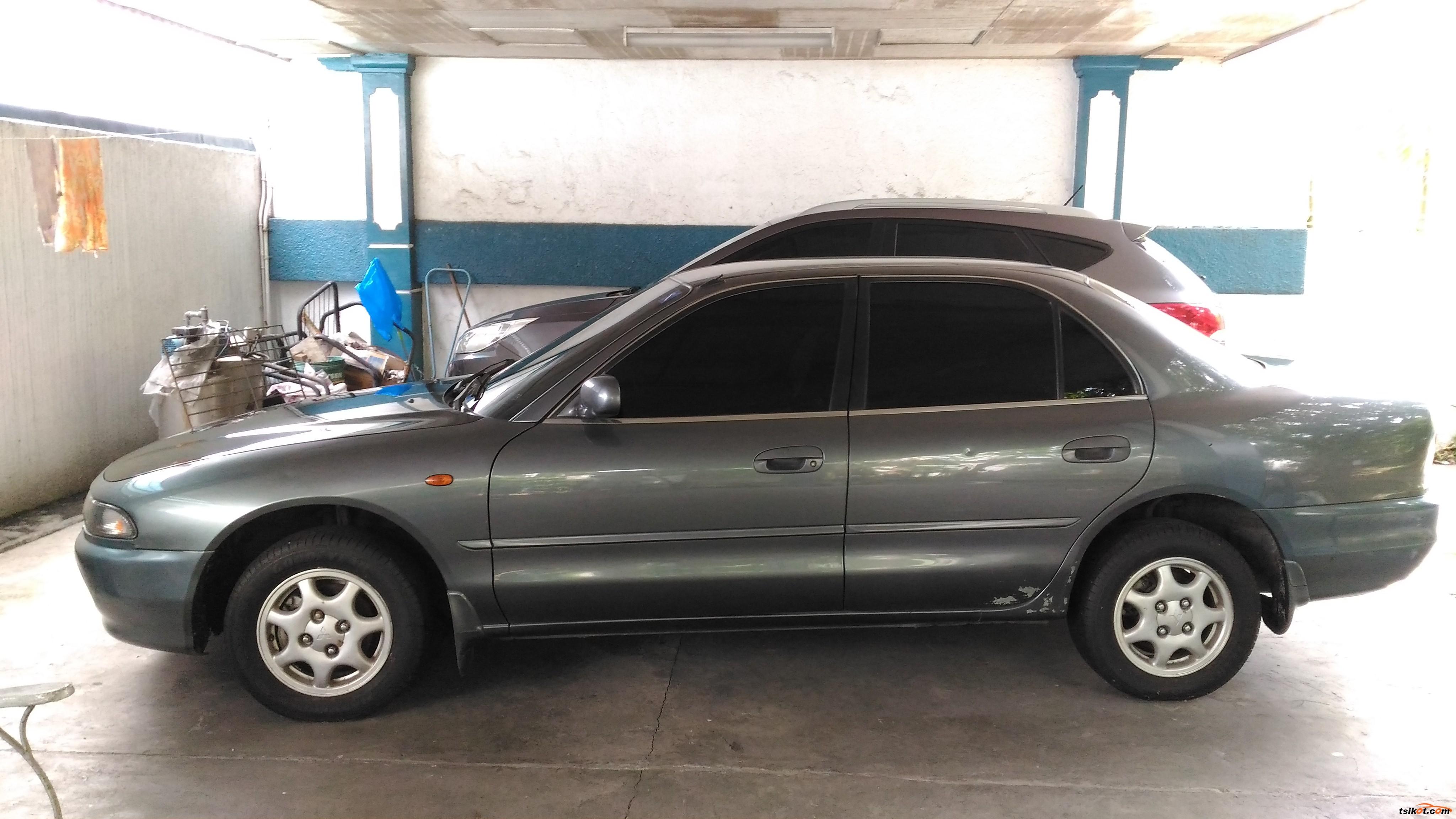 Mitsubishi Galant 1994 - 9