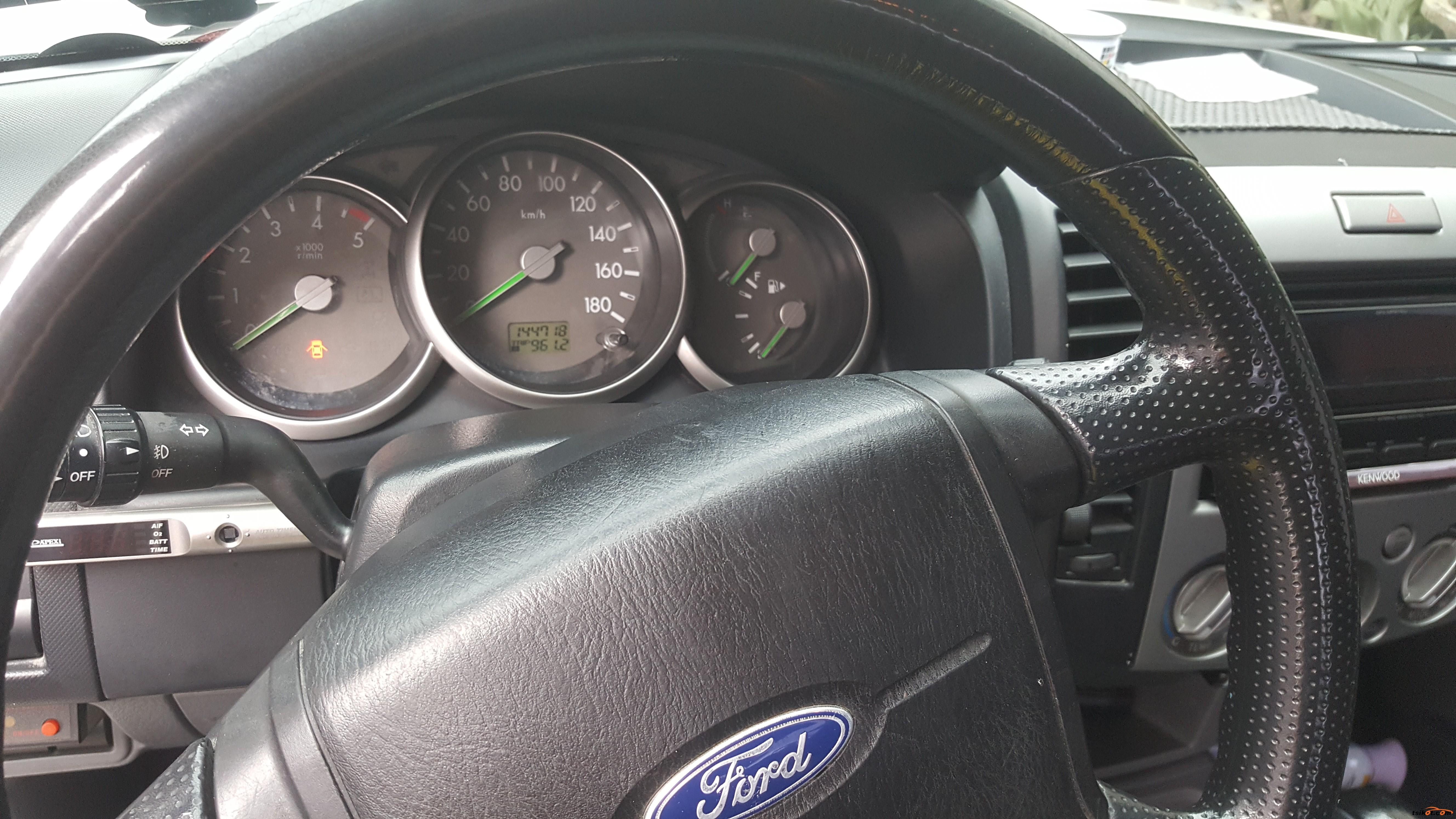 Ford Ranger 2008 - 8