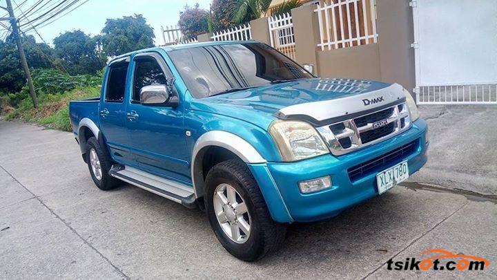 Isuzu D-Max 2005 - 2