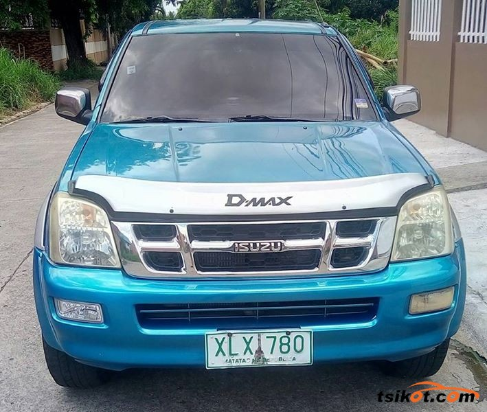 Isuzu D-Max 2005 - 6