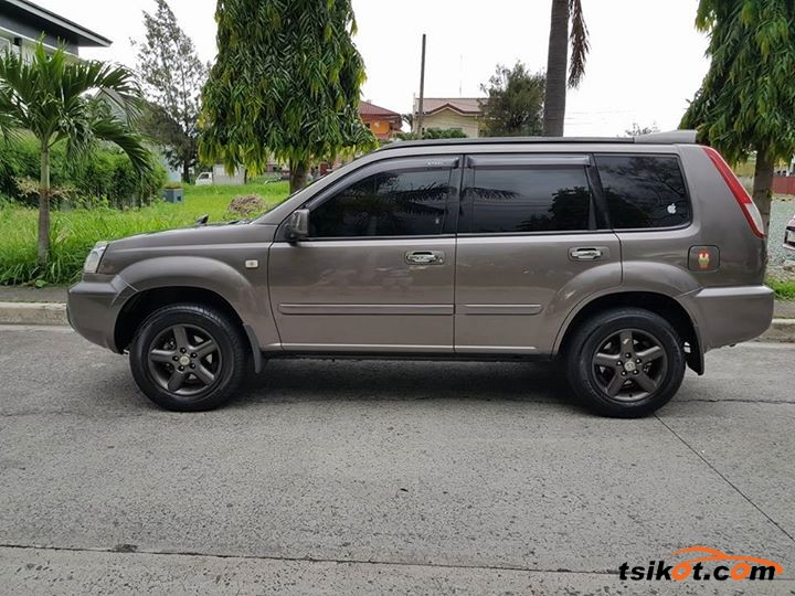 nissan x trail 2005 car for sale metro manila. Black Bedroom Furniture Sets. Home Design Ideas