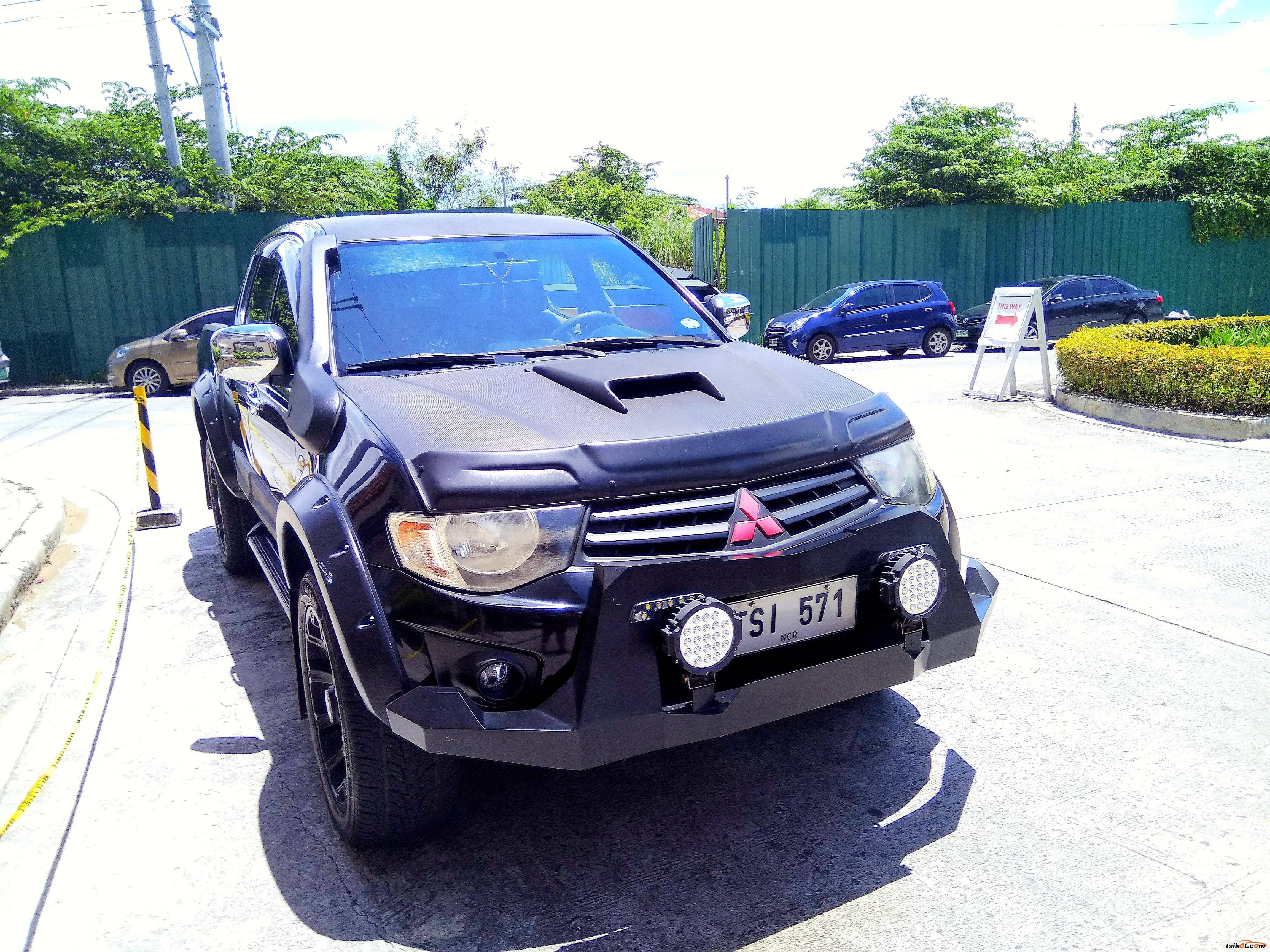 Mitsubishi Strada 2011 - 5