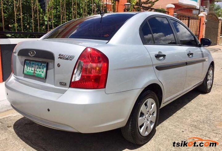Hyundai Accent 2009 - 2