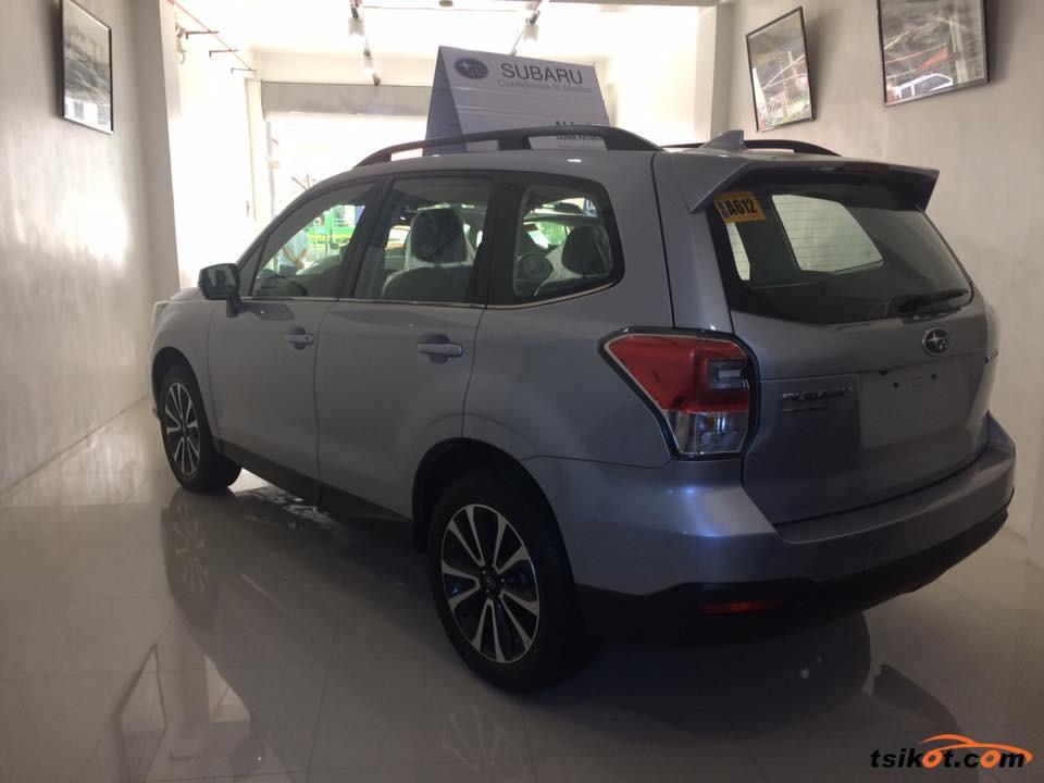 Subaru Forester 2017 - 6