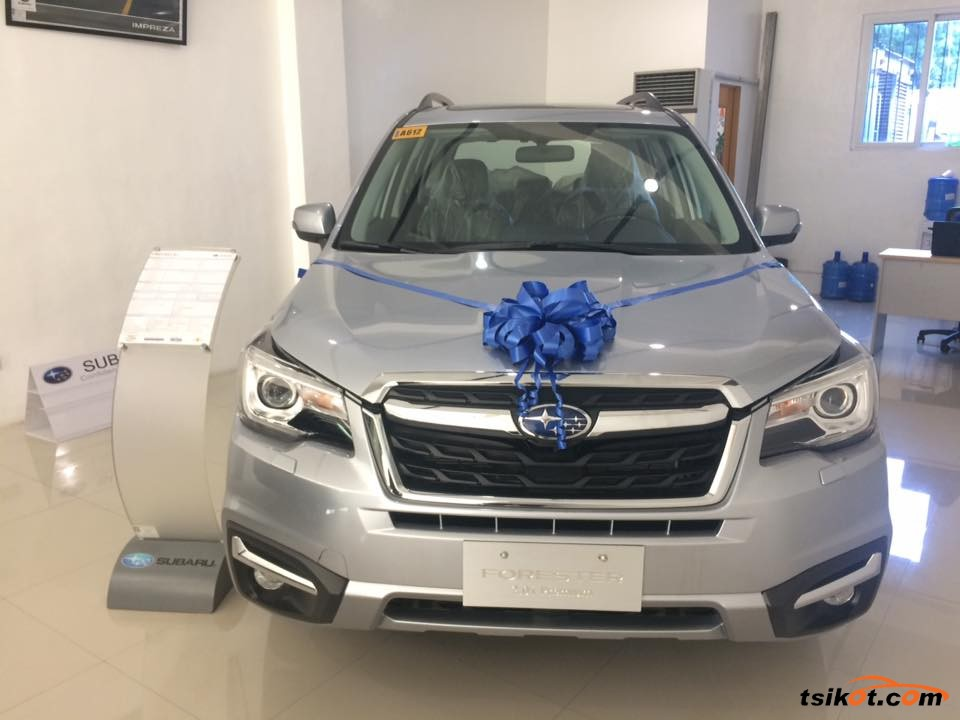 Subaru Forester 2017 - 8