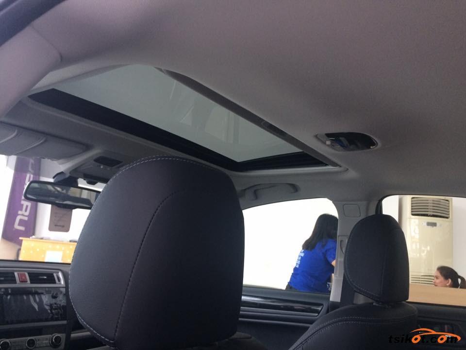 Subaru Legacy 2016 - 1