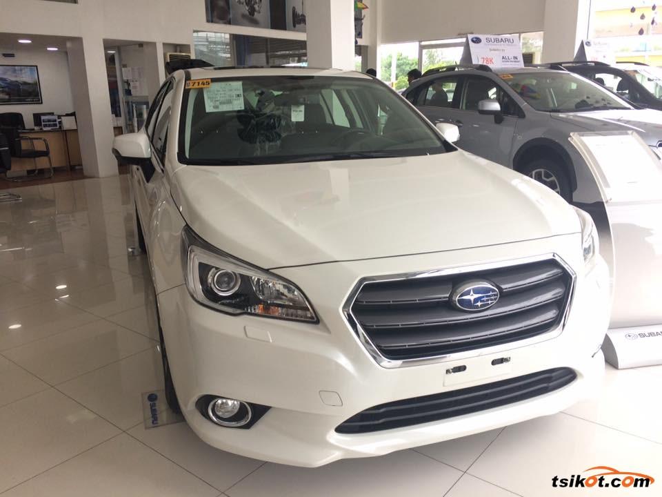 Subaru Legacy 2016 - 10