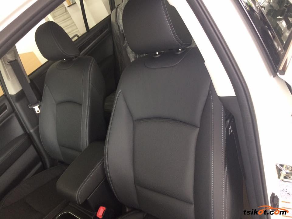 Subaru Legacy 2016 - 3