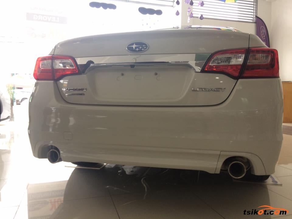 Subaru Legacy 2016 - 5