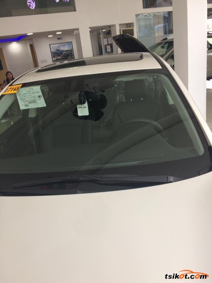 Subaru Legacy 2016 - 7